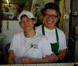 Basil Thai Cuisine owners Pong and Nit Siripornsawan